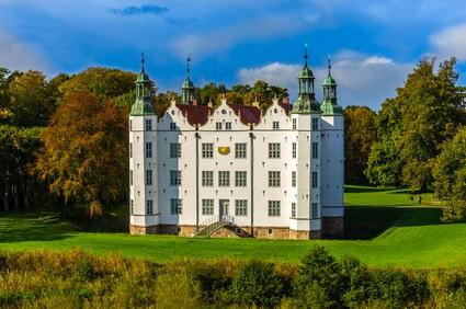 Schloss Ahrensburg bei Hamburg