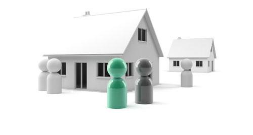 Interessenten Hauskauf