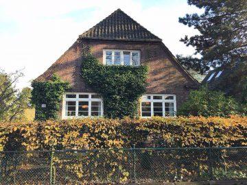 Großzügiges Einfamilienhaus in Iserbrook 22589 Hamburg / Iserbrook, Einfamilienhaus