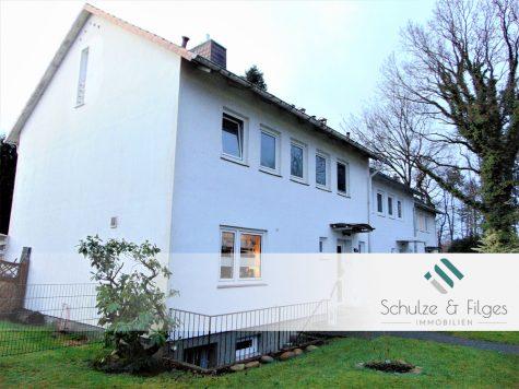 Reihenendhaus mit Vollkeller und SW-Garten Nähe Ossenmoorpark, 22850 Norderstedt, Reihenendhaus