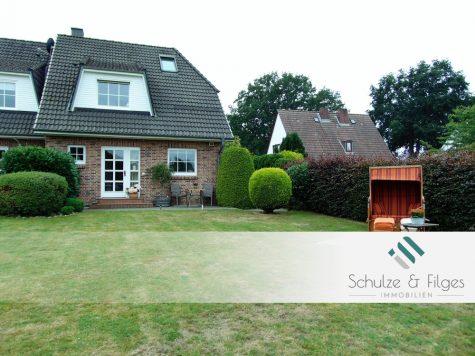 Hochwertige Doppelhaushälfte in ruhiger Lage, 25482 Appen, Doppelhaushälfte