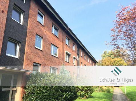 Vermietete Wohnung als Kapitalanlage, 22549 Hamburg / Osdorf, Erdgeschosswohnung