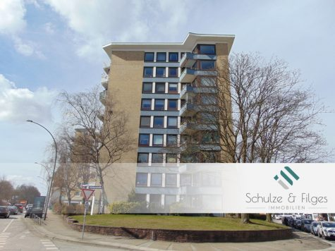 Moderne 2,5 Zimmerwohnung mit Balkon, 22765 Hamburg / Altona, Etagenwohnung