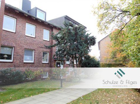 Ruhiges Wohnen an Hamburgs Stadtgrenze, 22850 Norderstedt / Garstedt, Etagenwohnung