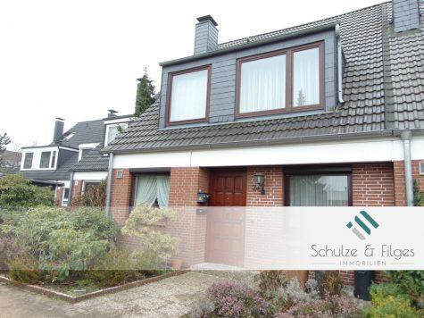 Ruhiges & großzügiges Wohnen in Elbnähe, 22880 Wedel, Reihenmittelhaus