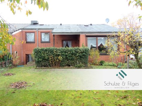 Reihenmittelhaus mit Garage, großem Garten und Ausbaureserve, 24568 Kaltenkirchen, Reihenmittelhaus