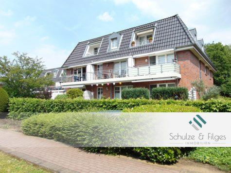 Modernes Wohnen mit Balkon und TG-Stellplatz, 24558 Henstedt-Ulzburg, Etagenwohnung