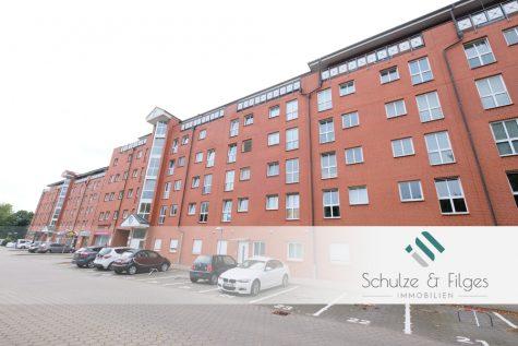 Kleine Wohnung als Kapitalanlage, 21509 Glinde, Etagenwohnung