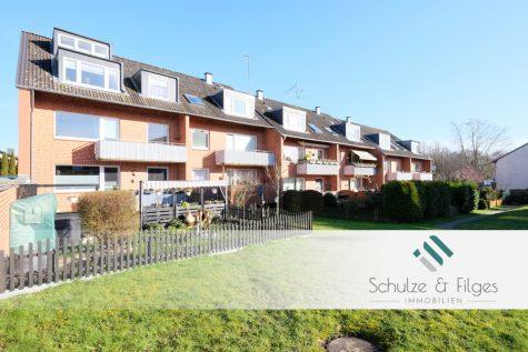 Helle Eigentumswohnung mit Balkon und Stellplatz, 24558 Henstedt-Ulzburg, Etagenwohnung