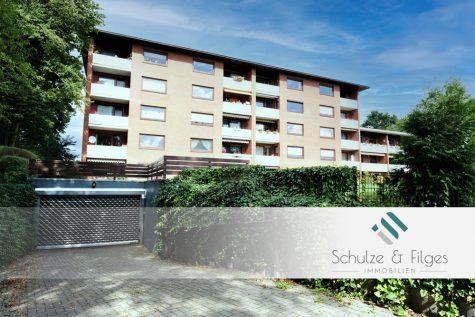 Sonnig & Hell: 3 Zimmerwohnung mit Balkon und TG-Stellplatz, 24568 Kaltenkirchen, Etagenwohnung