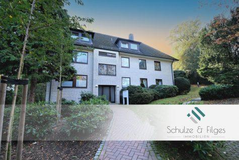 2-Zimmer-Wohnung mit Balkon in ruhiger und idyllischer Wohnlage, 22587 Hamburg / Blankenese, Etagenwohnung