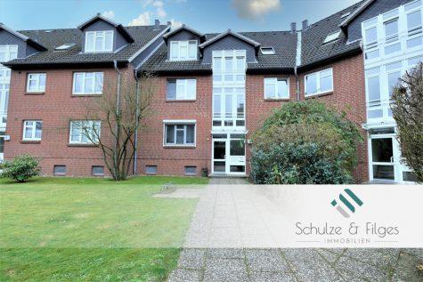 2-Zimmmer-Wohnung mit Stellplatz zur Eigennutzung oder Kapitalanlage, 24568 Kaltenkirchen, Etagenwohnung