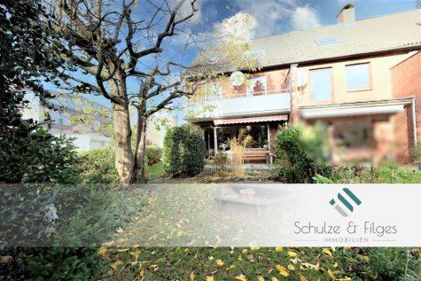 Vermietetes Reihenendhaus mit schönem Garten, 22525 Hamburg / Stellingen, Reihenendhaus