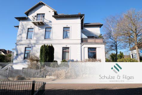 Klassische Altbauwohnung mit Charakter in ruhiger Wohnlage, 21029 Hamburg / Bergedorf, Erdgeschosswohnung