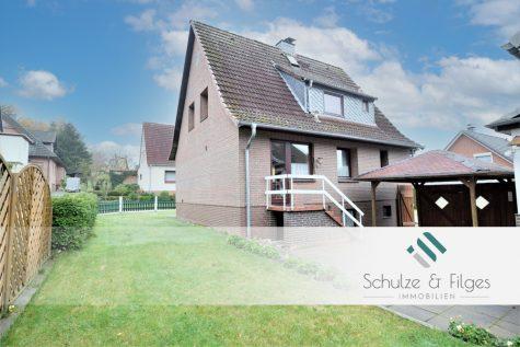 Einfamilienhaus in ruhiger und naturnaher Wohnlage, 21629 Neu Wulmstorf, Einfamilienhaus