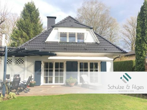 Luxuriöses Einfamilienhaus, 22391 Hamburg / Wellingsbüttel, Einfamilienhaus