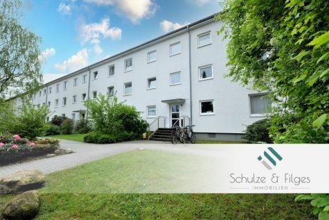 3-Zimmerwohnung mit Balkon und TG-Stellplatz in ruhiger Seitenstraße, 22607 Hamburg / Groß-Flottbek, Etagenwohnung
